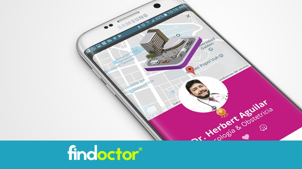 Manual de uso Findoctor.com
